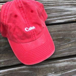 Vintage Original Coke Hat!